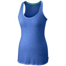 Columbia Sportswear Everyday Kenzie Tank Top - Racerback (For Women) in Harbor Blue - Closeouts