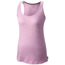 Columbia Sportswear Everyday Kenzie Tank Top - Racerback (For Women) in Orchid/Heather - Closeouts
