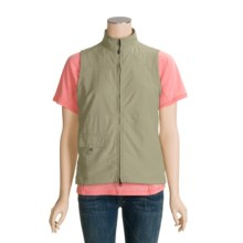 Columbia Sportswear Explorer II Vest - Titanium, UPF 50 (For Women) in Sage - Closeouts