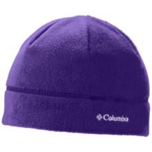 Columbia Sportswear Fast Trek Beanie - Fleece (For Little and Big Kids) in Hyper Purple - Closeouts