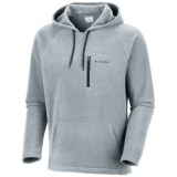 Columbia Sportswear Fast Trek Fleece Hoodie Sweatshirt (For Men)