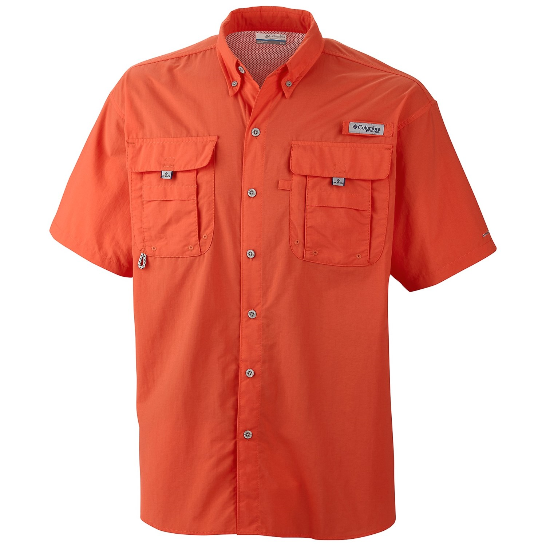 Columbia sportswear fishing shirt bahama ii short for Men s columbia fishing shirts