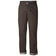 Columbia Sportswear Flare Gun Flannel II Omni-Shade® Pants - UPF 50 (For Men) in Buffalo - Closeouts