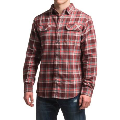 Columbia Sportswear Flare Gun Flannel III Shirt - Long Sleeve (For Men)