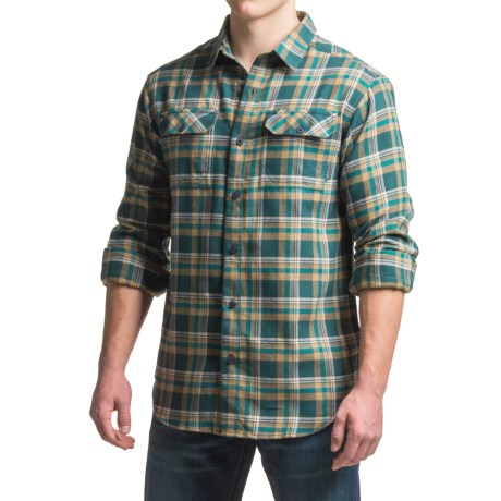 Columbia Sportswear Flare Gun Flannel III Shirt - Long Sleeve (For Men)