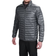 Columbia Sportswear Flash Forward Down Jacket - 650 Fill Power (For Men) in Graphite - Closeouts