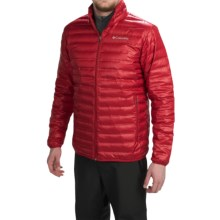 Columbia Sportswear Flash Forward Down Jacket - 650 Fill Power (For Men) in Rocket - Closeouts