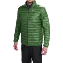 Columbia Sportswear Flash Forward Down Jacket - 650 Fill Power (For Men) in Woodland - Closeouts
