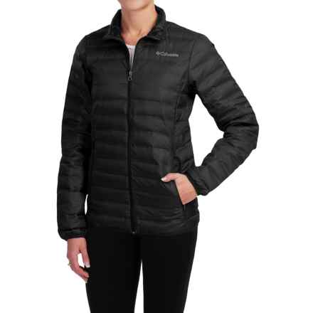 Columbia Sportswear Flash Forward Down Jacket - 650 Fill Power (For Women) in Black - Closeouts