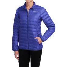 Columbia Sportswear Flash Forward Down Jacket - 650 Fill Power (For Women) in Light Grape - Closeouts