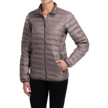 Columbia Sportswear Flash Forward Down Jacket - 650 Fill Power (For Women) in Mineshaft - Closeouts