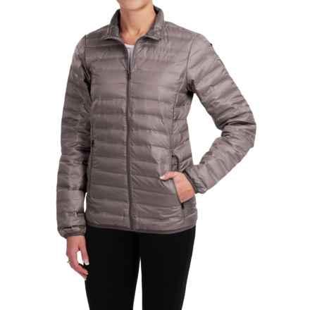 Columbia Sportswear Flash Forward Down Jacket - 650 Fill Power (For Women) in Mineshaft - Closeouts