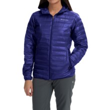 Columbia Sportswear Flash Forward Hooded Down Jacket - 650 Fill Power (For Women) in Light Grape - Closeouts