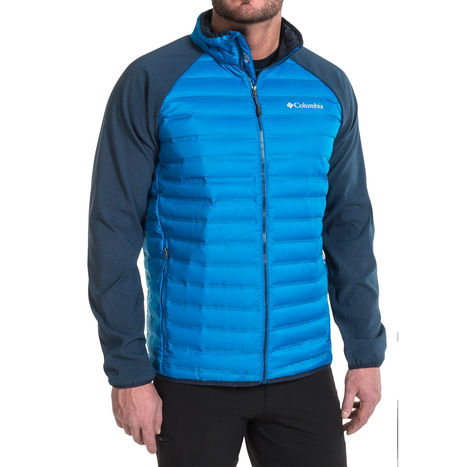 Columbia Sportswear Flash Forward Hybrid Down Jacket (For Men)