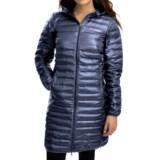 Columbia Sportswear Flash Forward Long Down Jacket - 650 Fill Power (For Women)