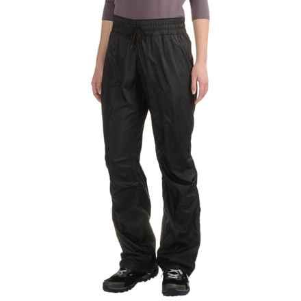 Columbia Sportswear Flash Omni-Shield® Pants (For Women) in Black - Closeouts