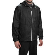 Columbia Sportswear Flashback Windbreaker (For Men) in Black - Closeouts