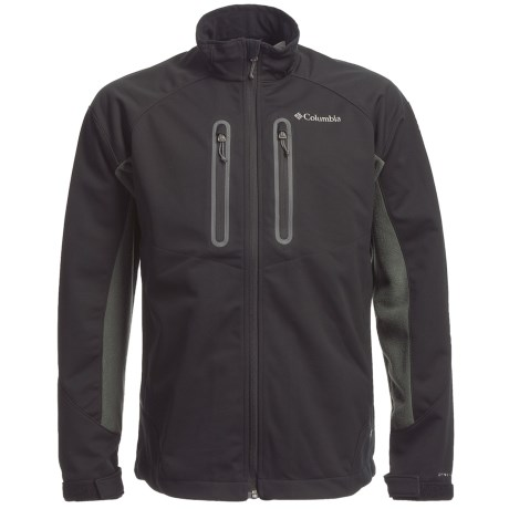Columbia Sportswear Fleece Omni-Heat® Jacket (For Men) in Black