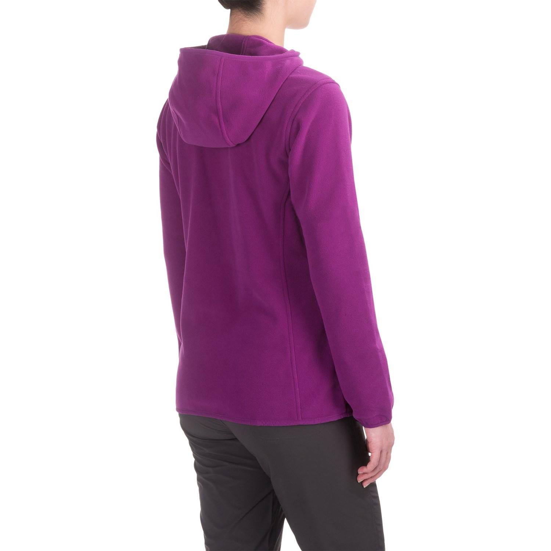 Womens fleece columbia jackets