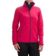 Columbia Sportswear Fuller Ridge Polartec® 200 Fleece Jacket - Full Zip (For Women) in Ruby Red - Closeouts
