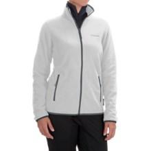 Columbia Sportswear Fuller Ridge Polartec® 200 Fleece Jacket - Full Zip (For Women) in White - Closeouts
