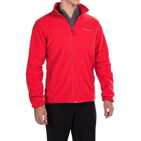 Columbia Sportswear Fuller Ridge Polartec® Fleece Jacket (For Men)