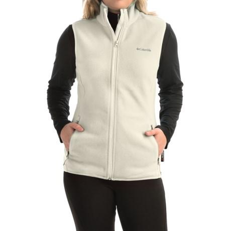 Columbia Sportswear Fuller Ridge Polartec® Fleece Vest (For Women)
