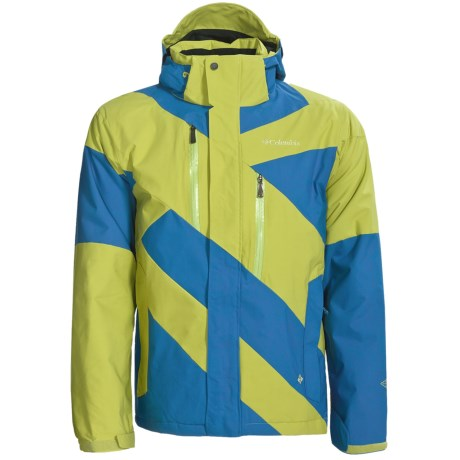 Columbia Sportswear Fused Form Omni-Heat® Jacket - Insulated (For Men) in Compass Blue