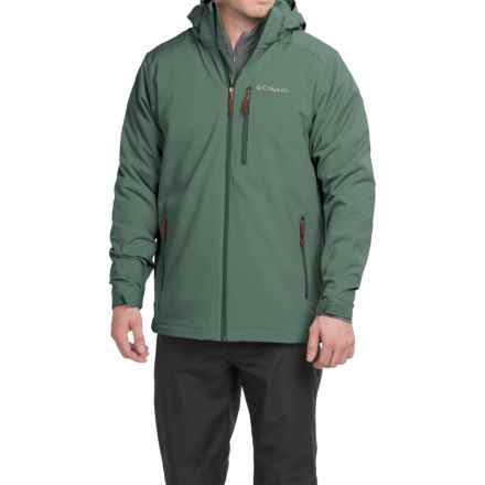 Columbia Sportswear Gate Racer Omni-Shield® Soft Shell Jacket (For Men) in Pond - Closeouts