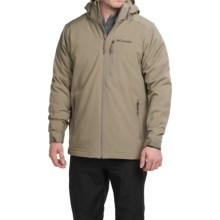 Columbia Sportswear Gate Racer Omni-Shield® Soft Shell Jacket (For Men) in Tusk - Closeouts