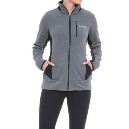 Columbia Sportswear Ghost Mountain Polartec® Alpha® Omni-Wick® Jacket - Insulated (For Women) in Black