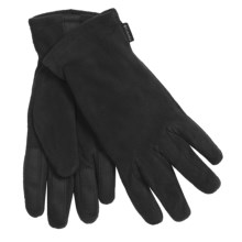 Columbia Sportswear Glacial Fleece Gloves (For Women) in Black - Closeouts