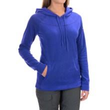 Columbia Sportswear Glacial Fleece III Hoodie (For Women) in Blue Macaw - Closeouts