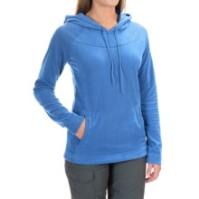 Columbia Sportswear Glacial Fleece III Hoodie (For Women) in Harbor Blue - Closeouts