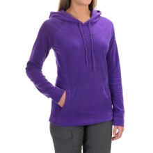 Columbia Sportswear Glacial Fleece III Hoodie (For Women) in Hyper Purple - Closeouts