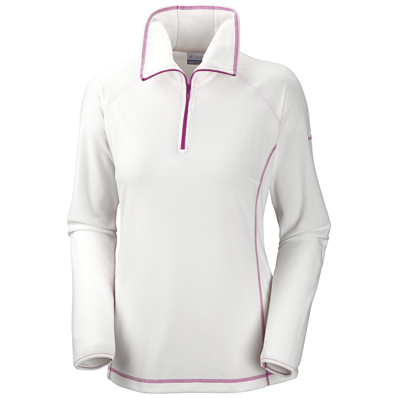 Columbia Sportswear Glacial Fleece III Pullover - Fleece, Long Sleeve