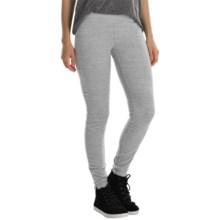 Columbia Sportswear Glacial Fleece Leggings (For Women) in Earl Grey Spacedye - Closeouts