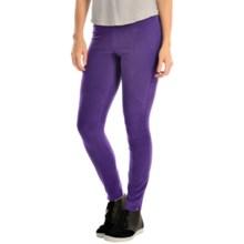 Columbia Sportswear Glacial Fleece Leggings (For Women) in Hyper Purple - Closeouts