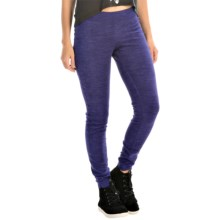 Columbia Sportswear Glacial Fleece Leggings (For Women) in Inkling Spacedye - Closeouts