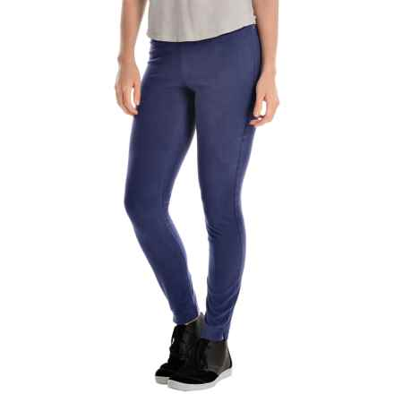 Columbia Sportswear Glacial Fleece Leggings (For Women) in Nightshade - Closeouts
