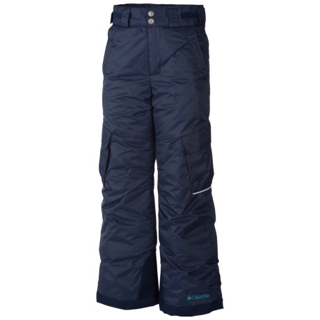 Columbia Sportswear Glacier Slope II Snow Pants - Insulated (For Boys) in Collegiate Navy