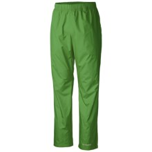 Columbia Sportswear Glennaker Lake Rain Pants - Waterproof (For Big and Tall Men) in Dark Backcountry - Closeouts