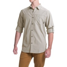 Columbia Sportswear Global Adventure 4 Omni-Wick® Shirt - UPF 50, Long Sleeve (For Men) in Kettle - Closeouts