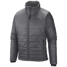 Columbia Sportswear Go To Omni-Heat® Jacket - Insulated (For Men) in Graphite - Closeouts