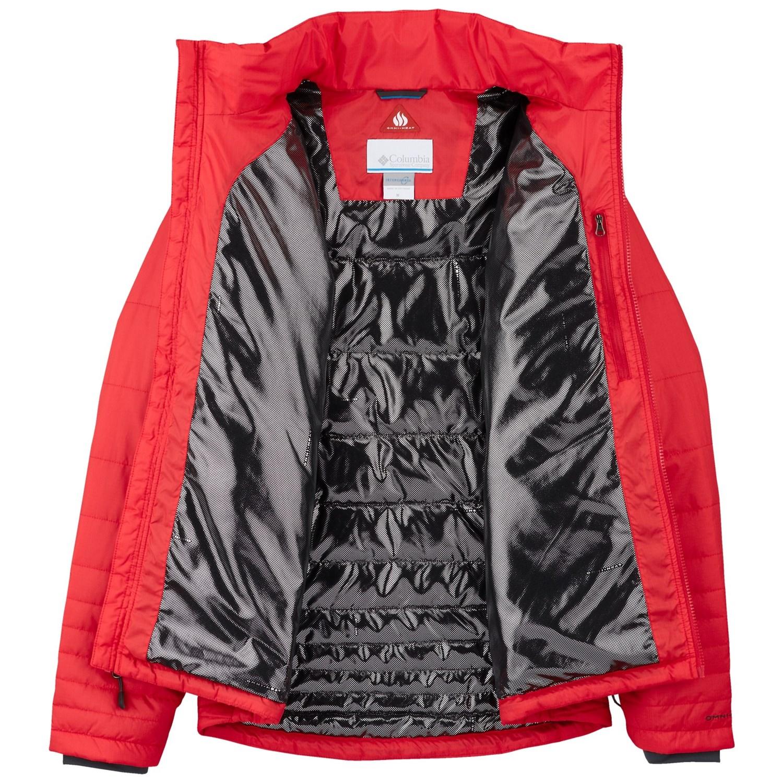 Columbia Sportswear Go To Omni Heat 174 Jacket For Men 8218p