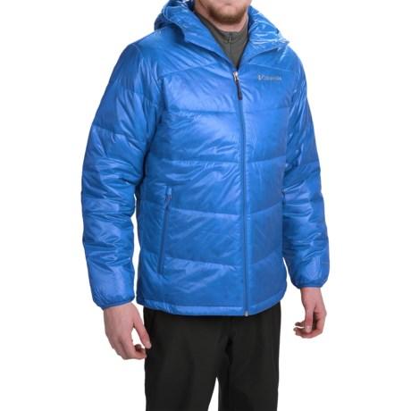 Columbia Sportswear Gold 650 TurboDown® Omni-Heat® Hooded Jacket - 550 Fill Power (For Men)