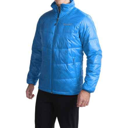 Columbia Sportswear Gold 650 TurboDown® Omni-Heat® Jacket - 550 Fill Power (For Men) in Hyper Blue - Closeouts