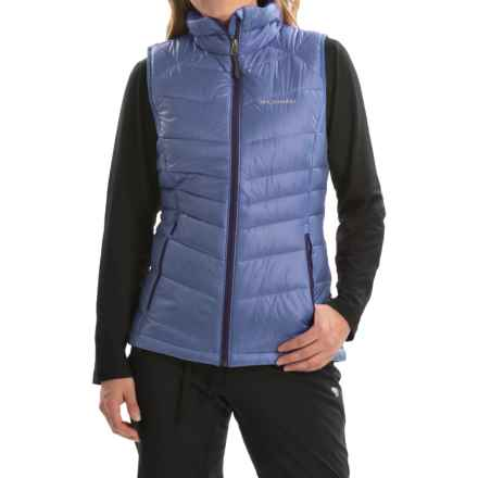 Columbia Sportswear Gold 650 TurboDown® Vest - 550 Fill Power (For Women) in Bluebell - Closeouts