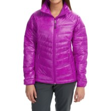Columbia Sportswear Gold Omni-Heat® 650 TurboDown Jacket - 550 Fill Power (For Women) in Bright Plum/Purple Dahlia - Closeouts