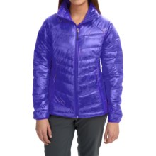 Columbia Sportswear Gold Omni-Heat® 650 TurboDown Jacket - 550 Fill Power (For Women) in Light Grape - Closeouts